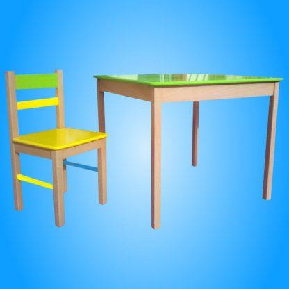 stolovi i stolice za deciju sobu